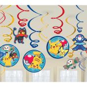 Decorations, Swrl Decorations Pokemon Core