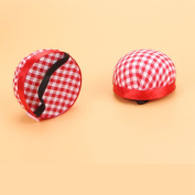 Jooks Pin Cushion Mini Pin Cushion Padding Pin Cushions Crafts With Emery Sharpener And Wrist For Handy Pin stock