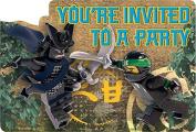 Accessories, Lego Ninjago Invites