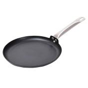 MasterPro Prochef Pancake Pan, Black, 26 x 2.2 cm