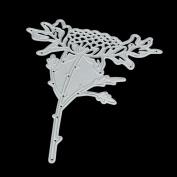 Kingko® 3D Sight Cutting Dies Metal Stencils Embossing For DIY Scrapbooking Album Paper Card Art Craft Gift