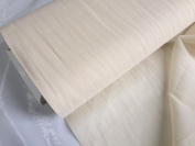 100% COTTON MUSLIN FABRIC fine cheese cloth - for dressmaking voile curtains - 290cm EXTRA WIDE (sold by the metre) ECRU
