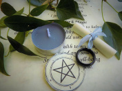 Agate Wiccan Ring Spell to Lift a Hex and Curse Protection