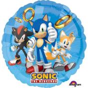 Foil Balloons, Sd-C:Sonic The Hedgehog