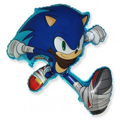 Sonic The Hedgehog Sonic Boom Supershape Foil Balloon