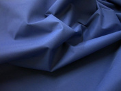 Waterproof Breathable Coated Microfibre Fabric Material - Royal Blue