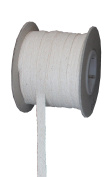 100% Natural Cotton Webbing Tape 8mm 20 Metres