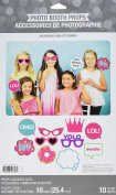 Birthday Girl Photo Booth Props Set
