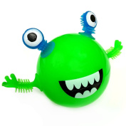 Flashing Goofy Alien Ball Sensory Toy - Assorted Colour