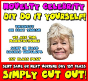 DIY - Do It Yourself Face Mask - Judith-Chalmers Celebrity Face Mask