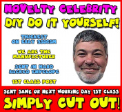 DIY - Do It Yourself Face Mask - Matthew Kelly Celebrity Face Mask