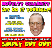 DIY - Do It Yourself Face Mask - Frank Butcher Celebrity Face Mask