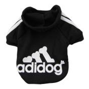 RuiChy Pet Dog Cat Sweater Puppy T Shirt Warm Hoodies Coat Clothes Apparel