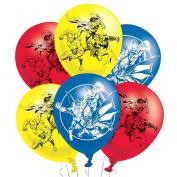 15cm x 28cm Justice League Latex Party Decoration Balloons