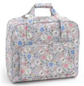 Sewing Machine Bag (Matt PVC) - Homemade | Hobby Gift MR4660\286 | 20x43x37cm