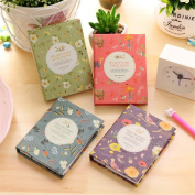 Affe 1 Pcs Kawaii Animal Painting Notepad Combination Sticky Notes N Times Posted Notepad-Memo Pads-Sticky Note-Label