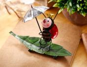 JIANGU,蚂蚁摆件,创意可爱工艺品,个性室内摆件,卧室装饰品,房间小摆设