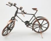 JIANGU,自行车模型,手工复古铁艺自行车,家居装饰品,卧室摆件,创意礼物