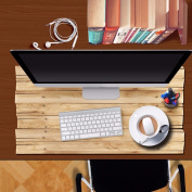 3D Stylish Personalised Creative Desktop stickers waterproof and dustproof oil can be replaced without adhesive stickers,80x42cm