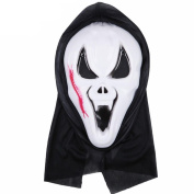 Xinantime Halloween Funny Diversity Fancy Ball Horror Mask