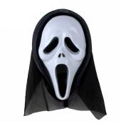 Xinantime Halloween Funny Diversity Fancy Ball Horror Mask
