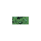 3920012 - RAYHER - 3920012 - Pailletten, glatt, 6mm ø, SB-Btl 1000Stück, blau-grün