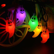 LED Ghost String Lights, Xinantime Halloween String Light 1.2M 10LED Lights For Halloween Party Decor