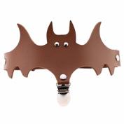 Xinantime Lady Adjustable Halloween Bat Wing Thigh Leg Stockings Suspender Garter Belt