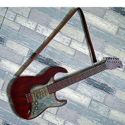 PENG Retro Iron Guitar Model Crafts Decoration Bar Net Cafe Restaurant Personality Wall Decorations / Creative Home Accessories