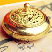 PENG Home brass incense burners home creative high - end incense burner utensils decorated incense incense burner
