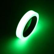 ueetek Non-Slip Warning Luminous Fluorescent Glow Sticker Warning Tape Labels Night