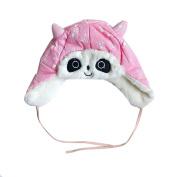 2017 Winter Baby Kids Cute Cartoon Hat, KaloryWee Newborn Infant Toddler Baby Kids Boy Girl Panda Beanie Winter Warm Fluffy Cashmere Earmuff Hat Cap