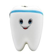 Saihui Tooth Key Buckle Squishy Super Jumbo Scented Slow Rising Rare Fun Toy