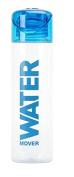 UNBRANDED 8011796 Dining at work Adult Transparent/Tritan Plastic Bottle 7 x 7 x 25.5 CM