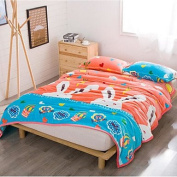 "Coral fleece Cartoon Other Blankets , w59"" x l79"""