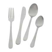 Bloquer Venice Cutlery with parts in Box, Stainless Steel, Silver, 28 x 15 x 6 cm
