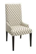 Coast To Coast Wood Living Room Chairs Coast To Coast 13630 Accent Chair 22.5 X 120cm X 70cm Black Model # 13630