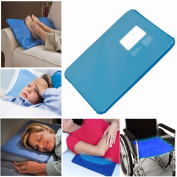 Summer Ice Pad Massage Therapy Sleeping Aid Insert Pillow Pad Mat Muscle Relief Cooling Gel Pillow