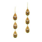 Pippa Small Women's Parwana Three Drop Earrings