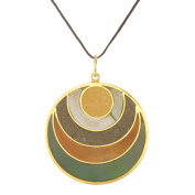Pippa Small Women's Parwana Pendant Necklace of Length 46cm
