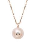 Fei Liu Peach Pearl Pendant of 40cm