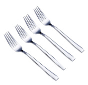 DPNY 4 x Stainless Steel Cutlery Dining Table Forks Dinner Forks Heavy Duty