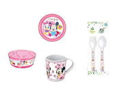 Tableware Baby Microwave, Several Licences Minnie Mouse