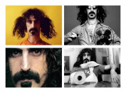 Set of 4 Placemats Frank Zappa