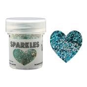 Wow! Sparkles Premium Glitter 15ml - Jade