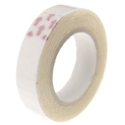 1 Roll Strong Double Sided Adhesive Tape 1cmx3m for Skin Weft & Hair Extensions