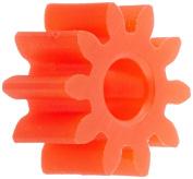 Ajax Scientific ME210-0010S Plastic Gear with 10 Teeth