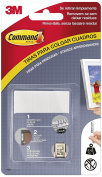 Command 17201 Picture Hanging Strips, White, Size M