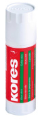 Kores 12402-06 Non-Toxic/Washable/Pack of 6 Glue Sticks 40g