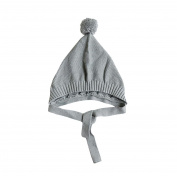 Morwind Toddler Kids Boy Girl Knitted Crochet Beanie Winter Warm Hat Baby Hats 6-12 months Winter